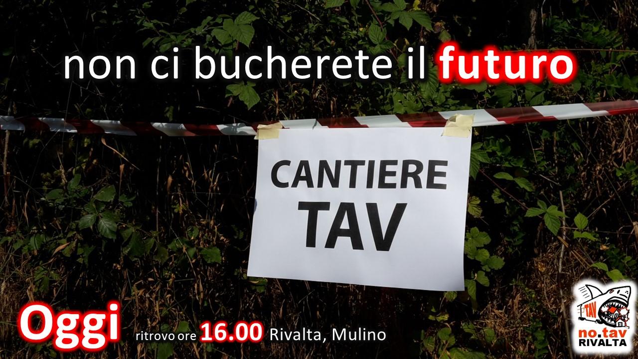 Passeggiata esplorativa | ore 16.00 Mulino, Rivalta
