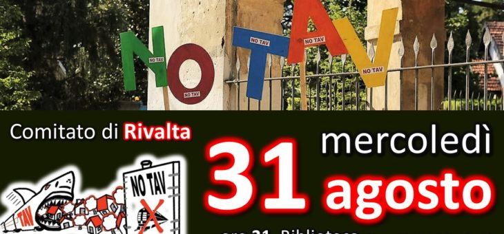 Rivalta No Tav, si riparte!