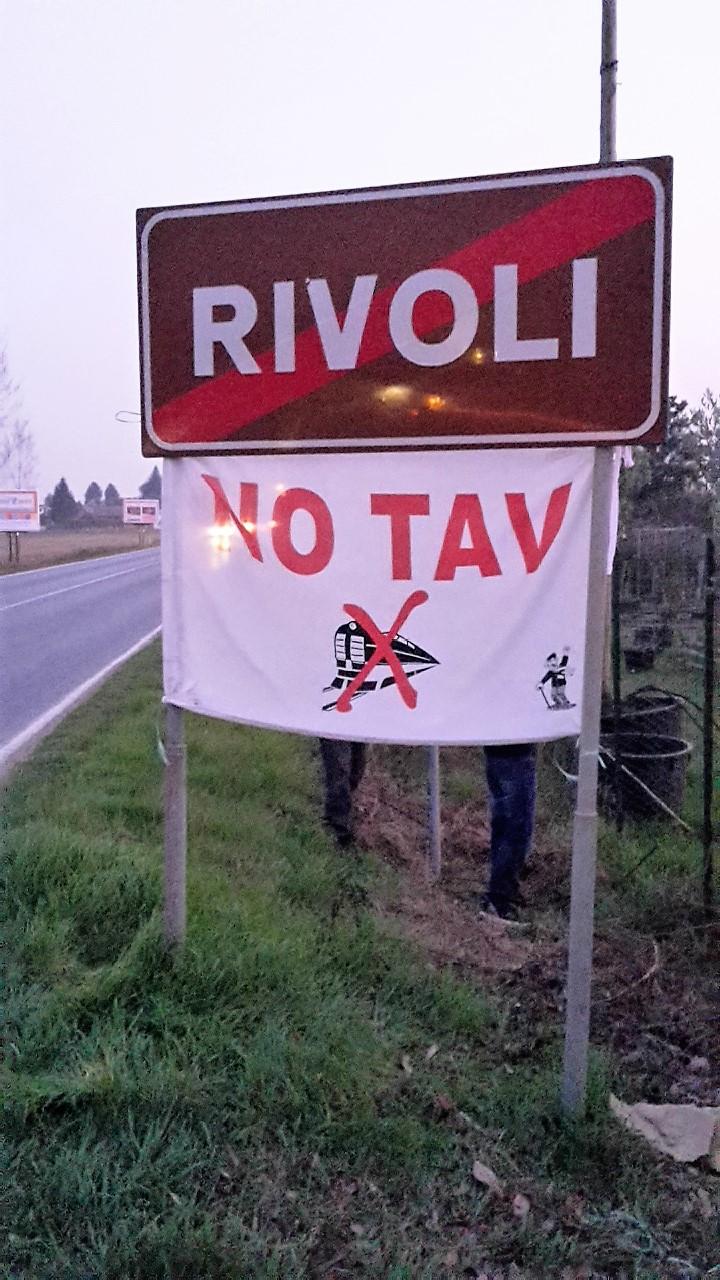 No Tav - Ombelico