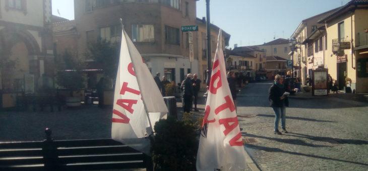 Orbassano vuole il Servizio Ferroviario Metropolitano, non il TAV