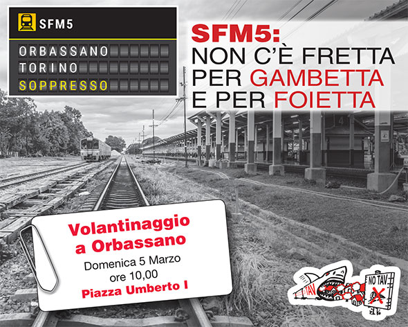 SMF5 ad Orbassano