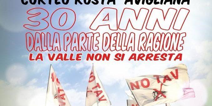 19 maggio | Tutte/i alla manifestazione NO TAV Rosta – Avigliana!
