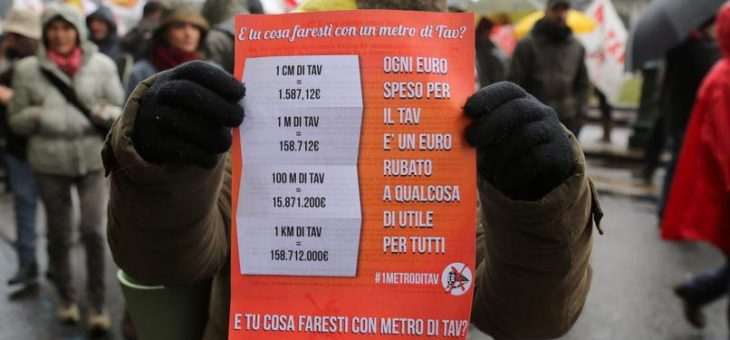 Lettera aperta notav a chi abita a Torino, e si chiede cos'è la manifestazione di sabato