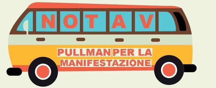 Corteo No Tav 8 Dicembre – Pullman per Torino
